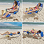The Better Beach Lounger
