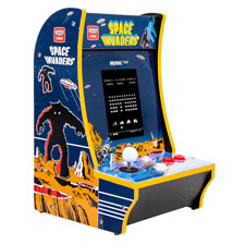 The Space Invaders Countertop Arcade Game