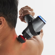 The Deep Tissue Therapy Massage Gun