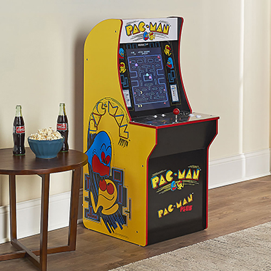 The Atari Home Pac Man Arcade