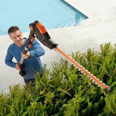 The Best Long Reach Hedge Trimmer