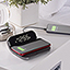 The Compact Wireless Charging Clock Alram