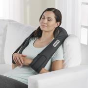 http://www.hammacher.com - The Heated Cordless Deep Tissue Massager 129.95 USD