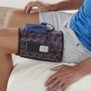http://www.hammacher.com - The Cordless Compression Leg/Arm Massager 79.95 USD