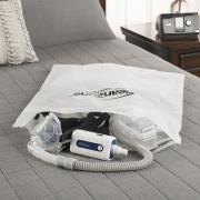 http://www.hammacher.com - The Portable CPAP Sanitizer 99.95 USD
