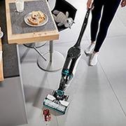 http://www.hammacher.com - The Cordless Wet/Dry Power Vacuum 399.95 USD