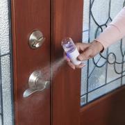 http://www.hammacher.com - The Portable Sanitizer Sprayer 19.95 USD