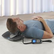 http://www.hammacher.com - The Triple Therapy Neck Pain Reliever 199.95 USD