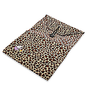 http://www.hammacher.com - The Pajamas Warming Pouch (Cheetah) 39.95 USD