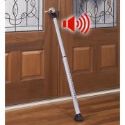 http://www.hammacher.com - The Door Securer/Intrusion Alarm 39.95 USD