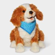 http://www.hammacher.com - The Lifelike Companion Puppy 159.95 USD