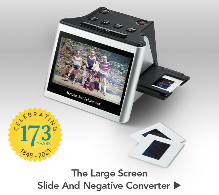 The Large Screen Slide And Negative Converter