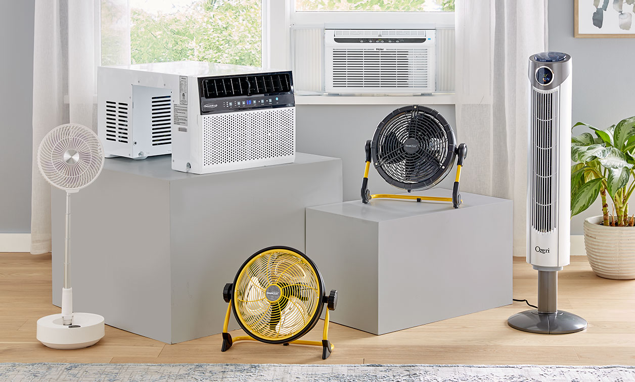 Shop Our Cooling Items