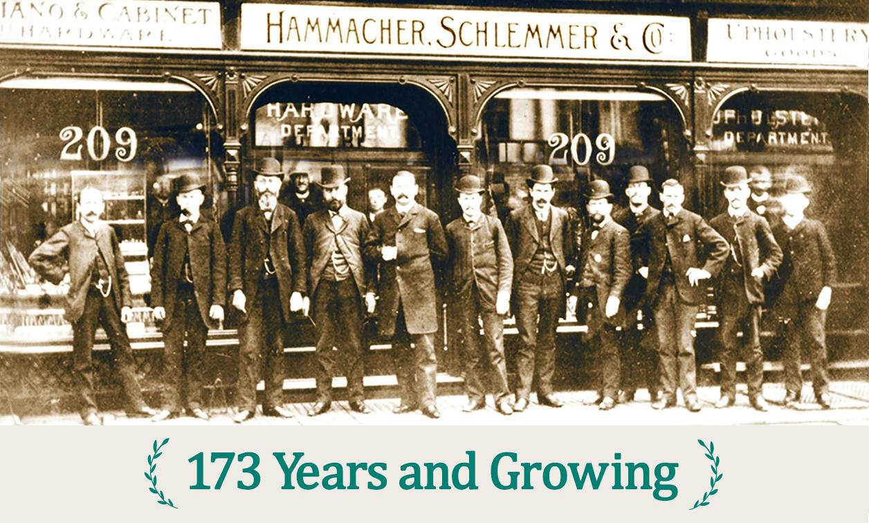 Hammacher History Quiz